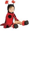 Lil Ladybug Cape Costume