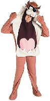 Looney Tunes Taz Costume