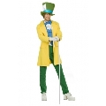 Mad Hatter with pants Costume