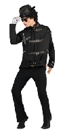 Michael Jackson BAD Dlx Jacket Costume