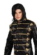 Michael Jackson Straight Wig
