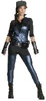 Mortal Kombat Sonya Blade Costume