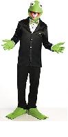 Muppets Kermit Adult Costume