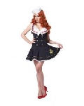 Nautical Doll Adult Costume