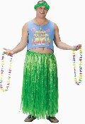 Need to Get Leid Plus Size Costume