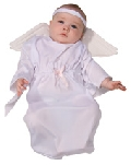 Newborn Angel Costume