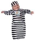 Newborn Convict Costume