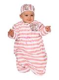 Newborn Pink Convict Costume