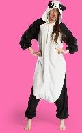 Panda Adult Onesie Costume