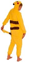 Pikachu Onesie Adult Costume
