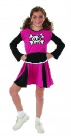 Pink Cheerleader Costume
