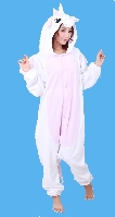Pink Unicorn Onesie Costume