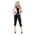 Plus Size The Pink Dolls Satin Jacket Costume