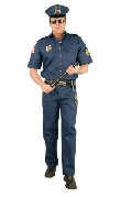 Police Mens Costume