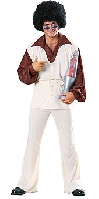 Polyester Pete 70s Disco Costume