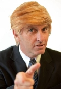 Presidential Candidate Donald Trump Wig