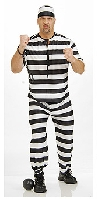 Prisoner Man Costume