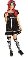Rag Doll Teen Costume