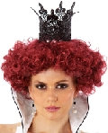Red Queen of Hearts Wig