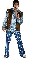 Rockstar Guy Costume