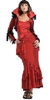 Romantic Vampiress Costume
