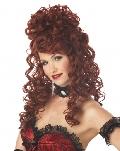 Saloon Madame Wig Auburn