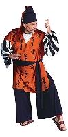 Samurai Warrior Costume