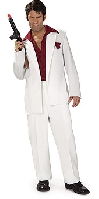 Scarface Adult Tony Montana Costume