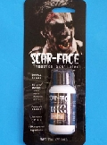 Scarface Flesh Coloured Liquid Latex 30ml