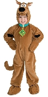 Scooby Doo Deluxe Plush Child Costume