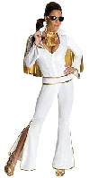 Secret Wishes Elvis Costume