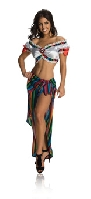 Secret Wishes Sexy Serape Costume