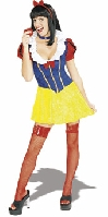 Secret Wishes Sexy Snow White Costume