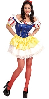 Secret Wishes Snow White Costume