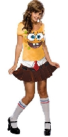 Secret Wishes Spongebabe Costume
