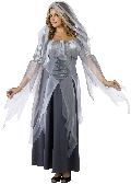 Silver Ghost Costume