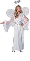 Snow Angel Child Costume