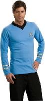 Star Trek Classic Deluxe Spock Shirt Costume