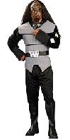 Star Trek Next Generation Deluxe Klingon Male Adult Costume