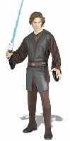 Star Wars EP3 Anakin Skywalker Costume