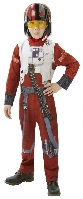 Star Wars Ep7 Classic Poe X-wing Fighter Costume