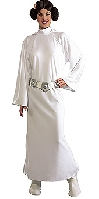 Star Wars Princess Leia Deluxe Costume