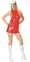Strawberry Go Go Girl Costume
