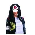 Suicide Squad Katana Wig