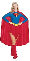 Supergirl Classic Deluxe Costume