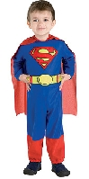 Superman Infant Costume