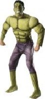 The Avengers 2 Hulk Costume