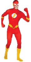 The Flash Second Skin Suit Costume