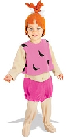 The Flintstones Pebbles Flintstone Child Costume
