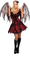Vampire Fairy Costume